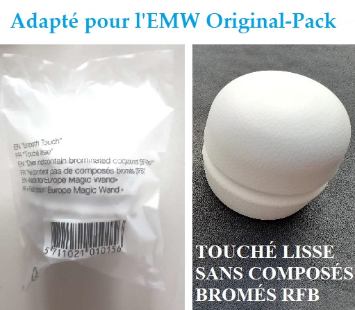 Smooth Touch Accesorio para Europe Magic Wand®