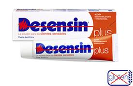Desensin Plus dentífrico desensibilizante (Dentaid)