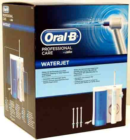 Oral-B irrigador Waterjet MD16